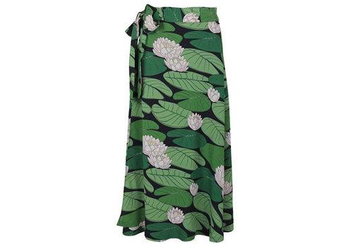 Danefae Danefae - jasmin skirt - green aakander