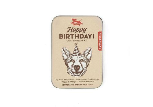 Kikkerland Kikkerland - kit - verjaardag hond