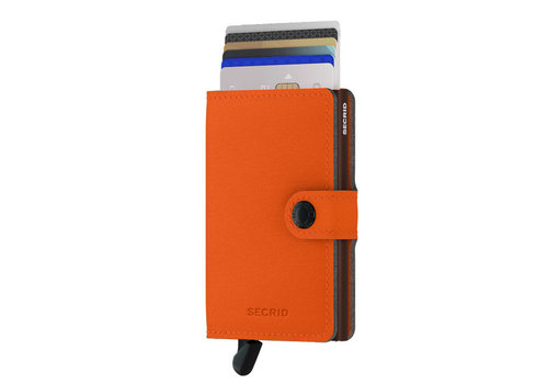 Secrid Secrid - miniwallet yard - orange