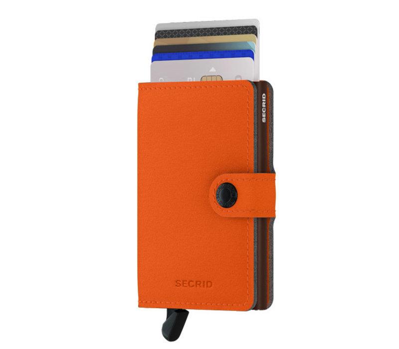 Secrid - miniwallet yard - orange