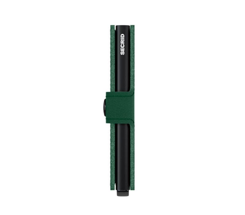 Secrid - miniwallet yard - green