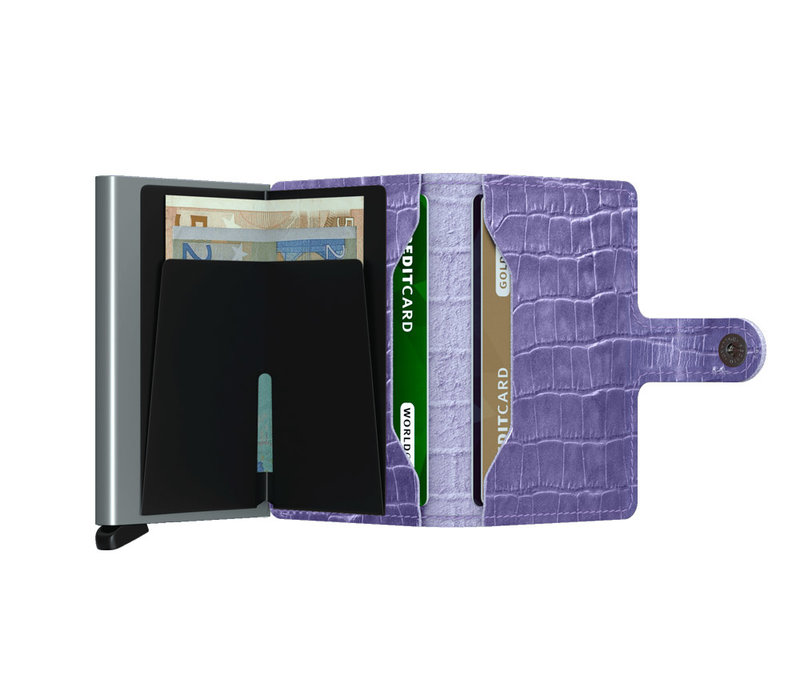 Secrid - miniwallet - cleo lavender