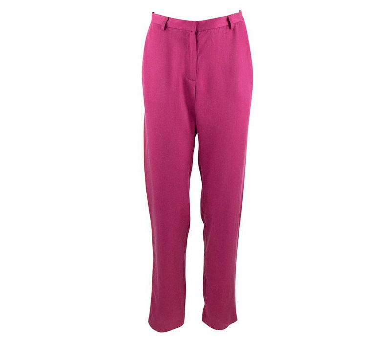 Zilch - pants - raspberry