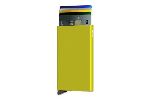 Secrid Secrid - cardprotector - lime