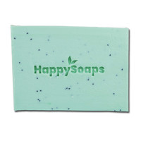 Happysoaps - body bar - tea tree en pepermunt