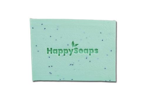 HappySoaps Happysoaps - body bar - tea tree en pepermunt