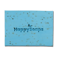 Happysoaps - body bar - wierook en bergamot