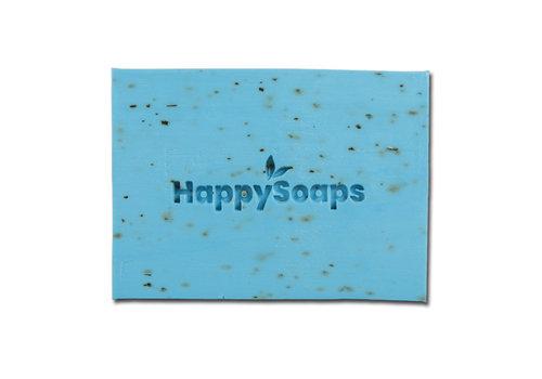 HappySoaps Happysoaps - body wash bar - wierook en bergamot