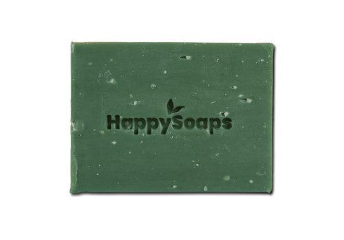 HappySoaps Happysoaps - body bar - citroen en basilicum