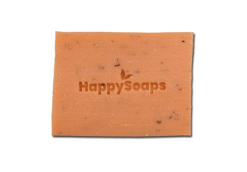 HappySoaps Happysoaps - body wash bar - arganolie en rozemarijn
