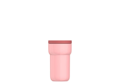 Mepal Mepal - reisbeker ellipse (275 ml) - nordic pink