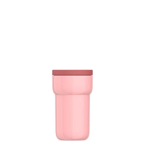 Mepal - reisbeker ellipse (275 ml) - nordic pink