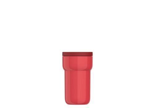 Mepal Mepal - reisbeker ellipse (275 ml) - nordic red