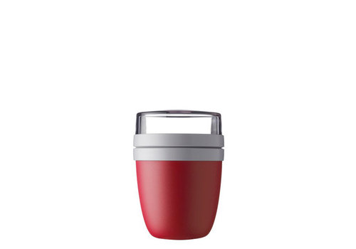 Mepal Mepal - lunchpot ellipse duo - nordic red