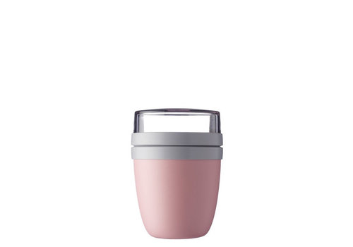 Mepal Mepal - lunchpot ellipse duo - nordic pink