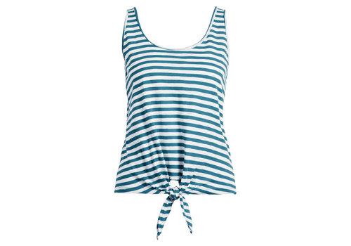 King Louie King louie - knot singlet stripe royale - bay blue