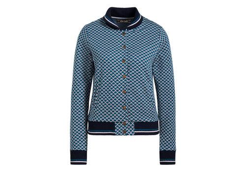 King Louie King louie - cleo jacket viper - bay blue