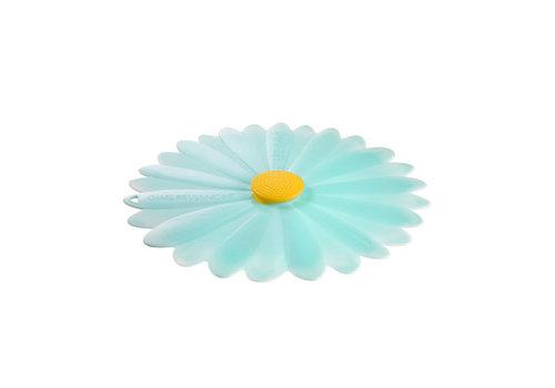 Charles Viancin Charles Viancin - siliconen deksel - daisy blue (28 cm.)