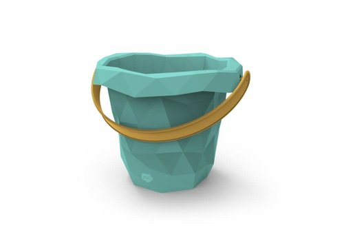 Zsilt Zsilt - bucket - mint
