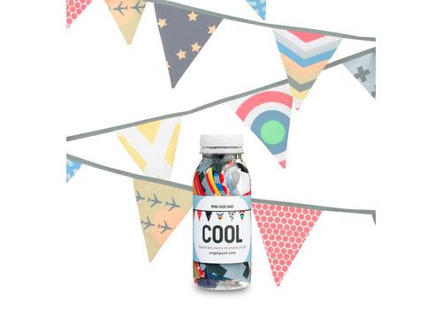 Engel Engel - mini stoffen vlaggetjes - cool