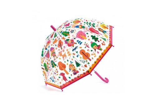 Djeco Djeco - paraplu - bos
