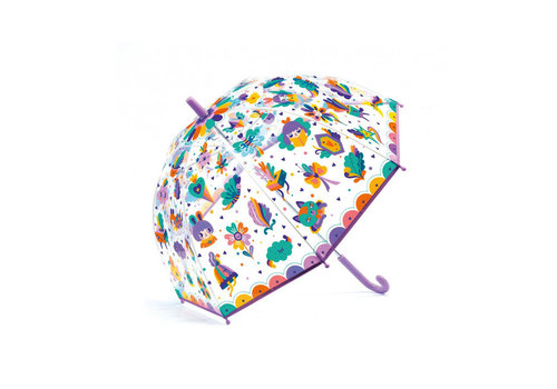 Djeco Djeco - paraplu - pop rainbow
