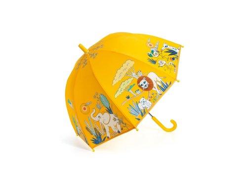 Djeco Djeco - paraplu - savanne