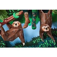 Many mornings - sokken - sloth life