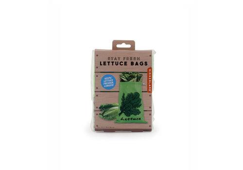 Kikkerland Kikkerland - stay fresh lettuce bag