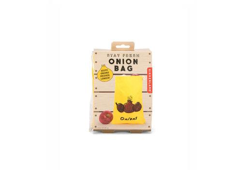 Kikkerland Kikkerland - stay fresh onion bag