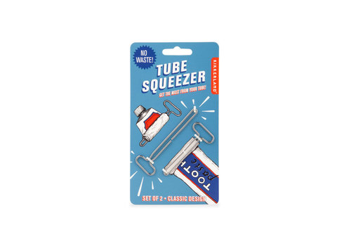 Kikkerland Kikkerland - tube squeeze keys
