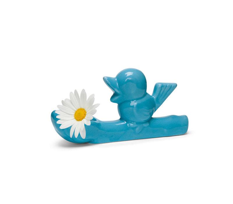 Jasmin Djerzic - flowerthief - blauw