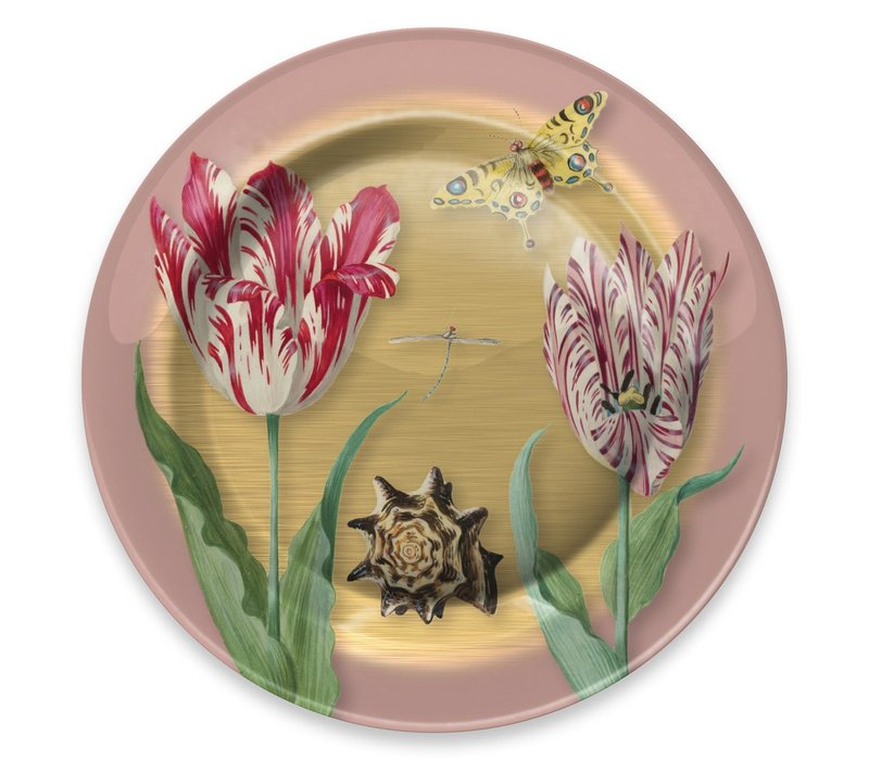 Mtday - bord 26 cm - marrel tulpen