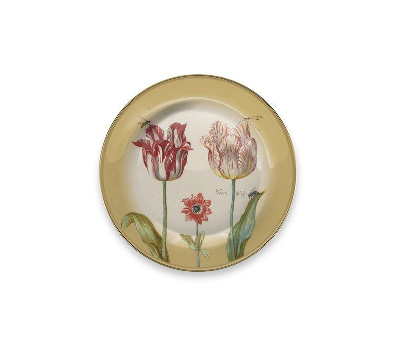 Mtday - bord 16 cm - marrel tulpen geel