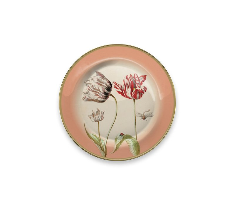 Mtday - bord 16 cm - marrel tulpen rood