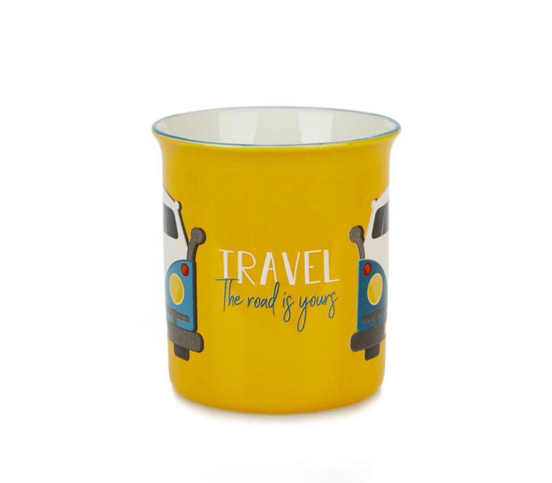 Balvi - mok - travel