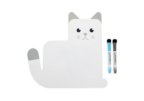 Balvi Balvi - magnetisch whiteboard - meow