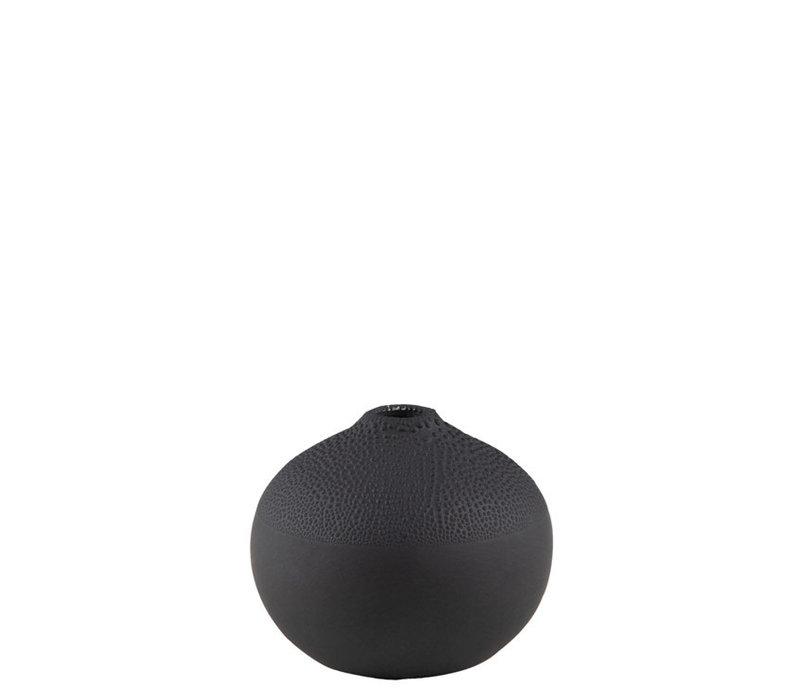 Rader - vaas pearl - zwart