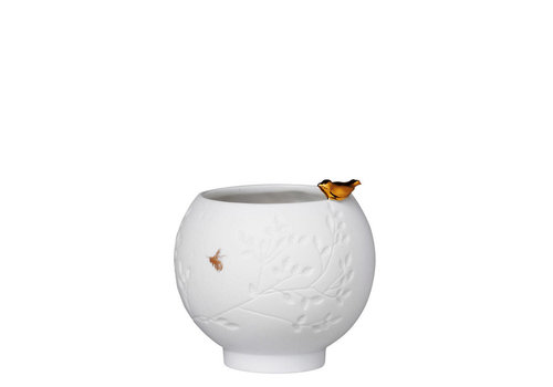 Räder Rader - porcelain stories - bird bowl