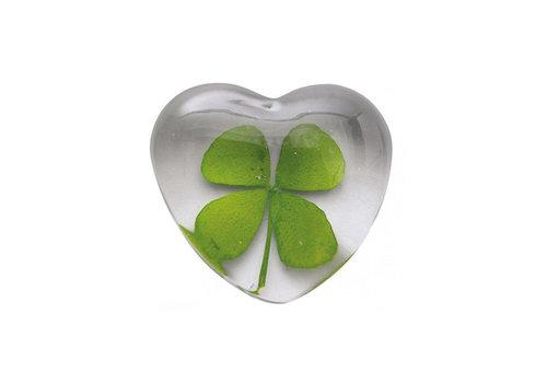 Räder Rader - flower power hearts - clover