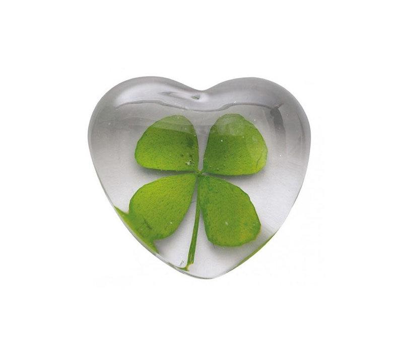 Rader - flower power hearts - clover