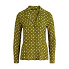 King Louie King Louie - daisy blouse pablo - olive green