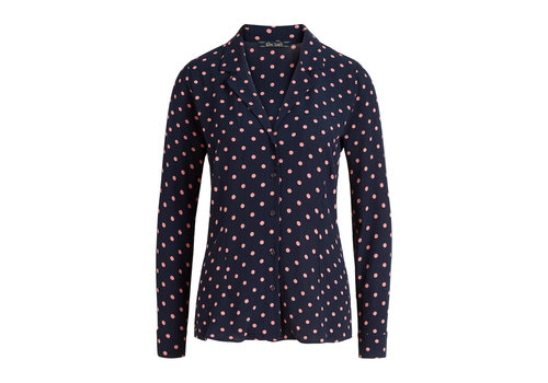 King Louie King Louie - daisy blouse pablo - night blue