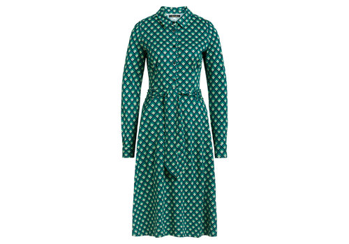 King Louie King Louie - sheeva dress pose - dragonfly green