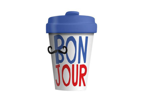 Chic mic Chic mic - bamboo cup - bonjour