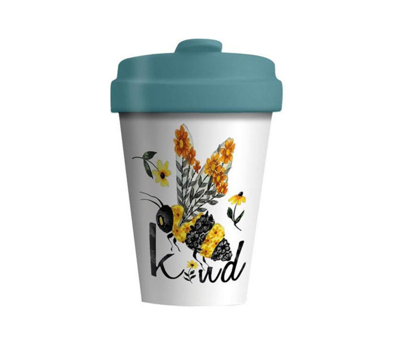 Chic mic - bamboo cup - bee kind