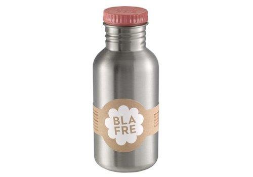 Blafre Blafre - rvs drinkfles (500 ml) - roze