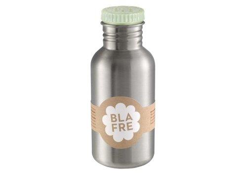 Blafre Blafre - rvs drinkfles (500 ml) - licht groen