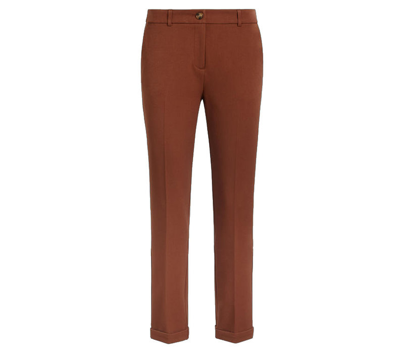 King Louie - ann pants broadway - brunette brown