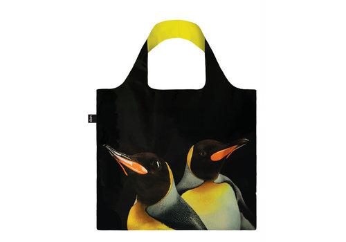 Loqi Loqi - opvouwtas nat.geograp - king penguins